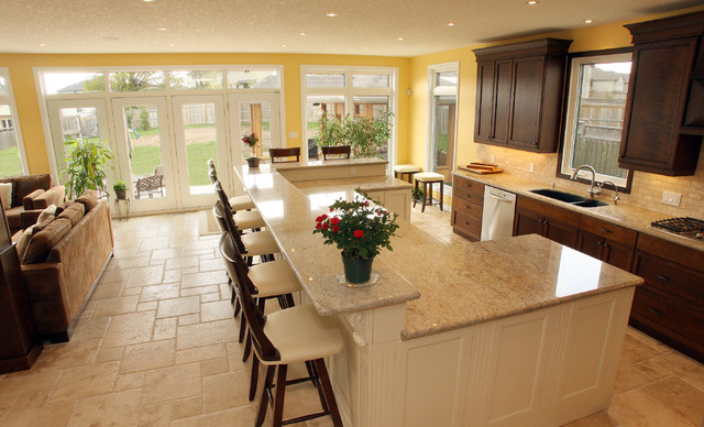 kitchen island designs - plano texas handyman