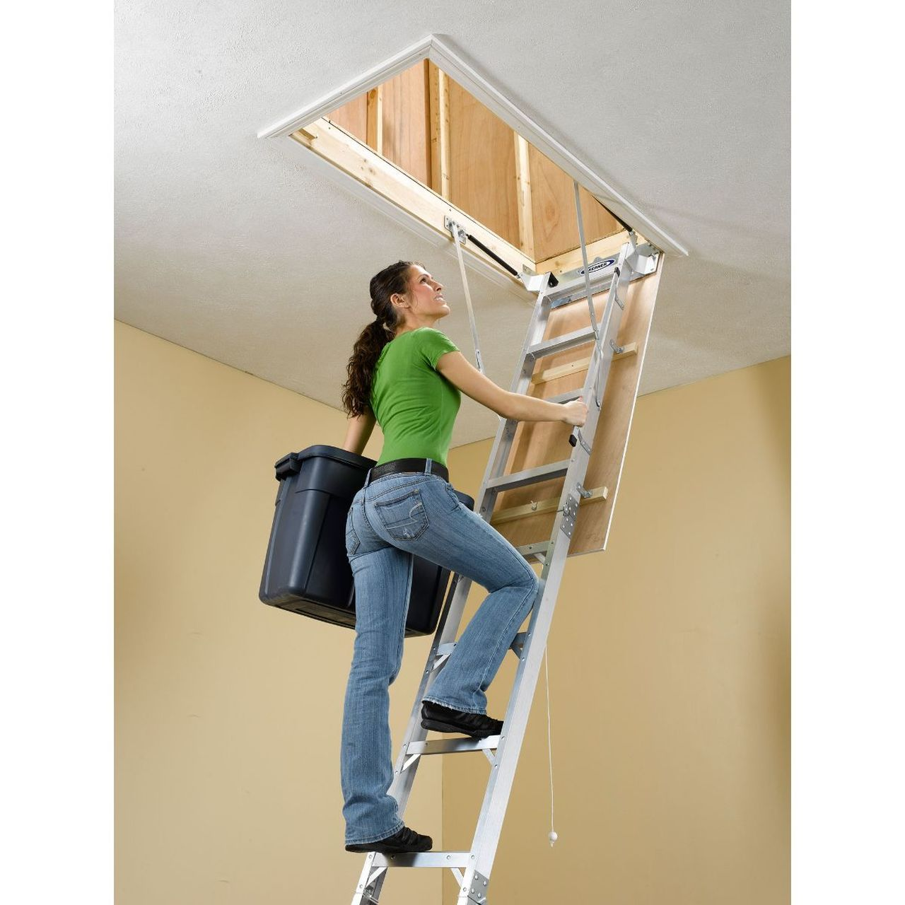 Attic Stair Replacement