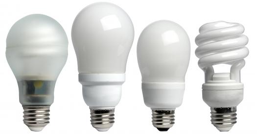 Energy Efficient Lighting Saves Money