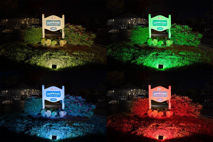 Flood Light RGB