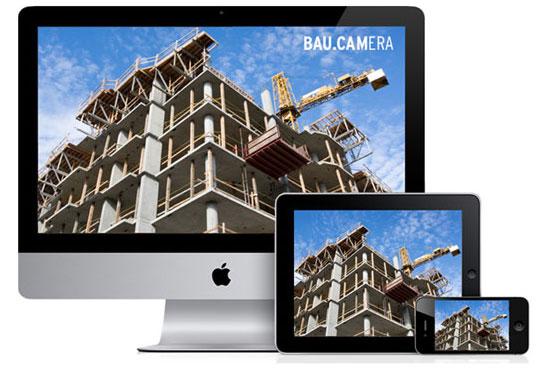 Construction Camera Project Management